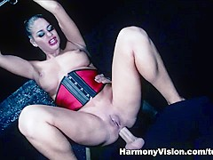 Horny pornstar Cathy Heaven in Fabulous BDSM, Stockings adult scene