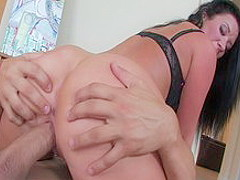 Fabulous pornstar Jayden Jaymes in crazy blowjob, big tits adult scene