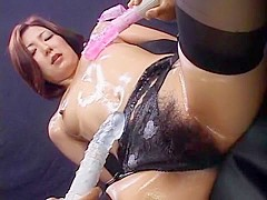 Fabulous Japanese model Ryo Sena in Horny Dildos/Toys, MILFs JAV video
