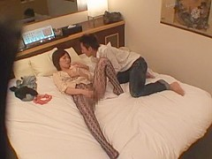 Incredible Japanese girl Rina Fukada, Miharu Izawa in Exotic Hidden Cams, Stockings JAV video