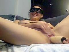 Fabulous Amateur movie with Toys, Masturbation scenes