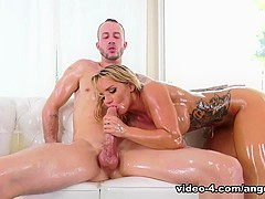 Crazy pornstar Cali Carter in Fabulous Big Tits, Tattoos xxx clip