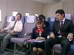 Maria takagi air hostess