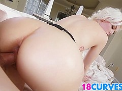 Big Dick For Blonde Whooty Jenna Ivory