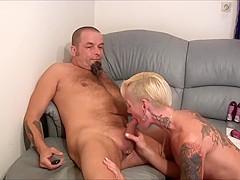 Sexy blonde porn