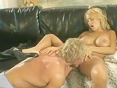 Best pornstar Trina Michaels in amazing anal, blonde xxx scene