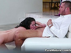 Incredible pornstar Veronica Avluv in Horny Brunette, MILF sex clip