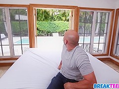Gina Valentina Teen Pussy Packed To The Brim