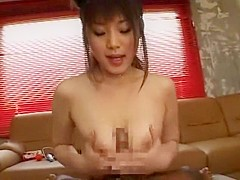Horny Japanese model Saki Tsuji in Incredible Lingerie, Big Tits JAV scene