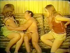 Fabulous Threesome, Vintage sex video