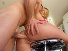 Exotic pornstar Tiffany Rayne in incredible blonde, blowjob xxx clip