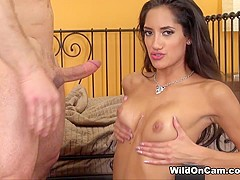Chloe Amour in Fucking Chloe Amour - WildOnCam