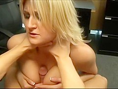 Amazing pornstar Stacy Thorn in hottest big tits, blonde porn clip