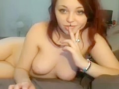 Horny Homemade record with College, Webcam scenes
