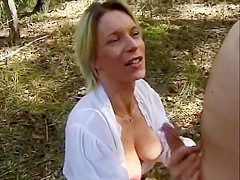 Incredible Amateur clip with Blowjob, Mature scenes