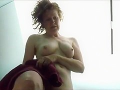 Horny Homemade movie with Softcore, Changing Room scenes