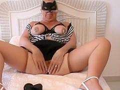 Fabulous Amateur video with Mature, Solo scenes