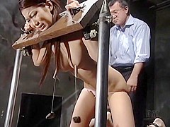 Amazing Japanese chick Runa Sezaki in Fabulous Big Tits, Doggy Style JAV scene