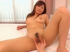 Fabulous Japanese girl Haruki Sato in Best Big Tits, Handjobs JAV scene