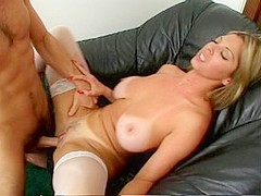 Exotic pornstar in incredible cunnilingus, facial xxx clip