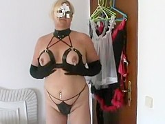 Exotic Amateur record with Fetish, BDSM scenes