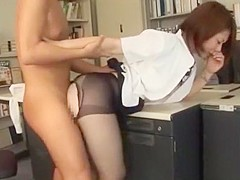 Best Japanese whore Nozomi Nishiyama in Amazing Fingering, Lingerie JAV video