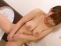 Fabulous Japanese model Anmi Hasegawa in Horny Solo Girl, Masturbation JAV clip