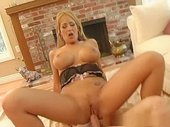 Incredible pornstar Trina Michaels in fabulous facial, blonde adult scene