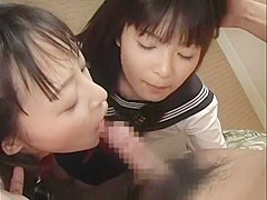 Fabulous Japanese model Jyuri Hoshino, Riku Shiina in Hottest Teens, Cumshots JAV scene