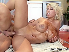 Best pornstar Puma Swede in Hottest Facial, Big Ass porn clip