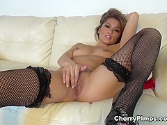 Amazing pornstar Charmane Star in Crazy Redhead, Asian adult movie