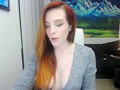 Lacie strip teases on live cam on SexyChatCam - Part 1
