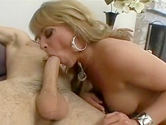 Crazy pornstar Shayla LaVeaux in horny facial, cunnilingus xxx video
