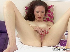 Best pornstar in Incredible Masturbation, Mature porn video