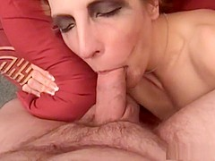 Incredible pornstar Marie Madison in crazy facial, pov porn clip