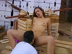 Amazing pornstar in horny anal, dp xxx movie