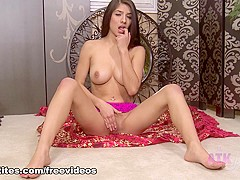 Incredible pornstar Megan Salinas in Exotic Masturbation, Latina porn video