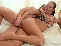 Amazing pornstar in Fabulous Mature, MILF adult scene