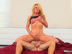 Crazy pornstars Levi Cash, Amanda Verhooks in Hottest Big Ass, MILF sex scene