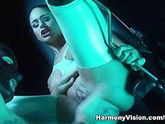 Cathy Heaven in Women Do Their Men - HarmonyVision