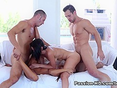 Hottest pornstars Dillion Harper, Madison Ivy in Horny Cunnilingus, Pornstars porn video