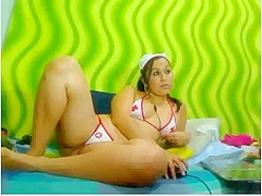 Horny Homemade record with Latina, Webcam scenes