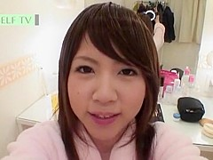 Hottest Japanese whore Nozomi Ooishi in Horny Cumshots, Compilation JAV scene