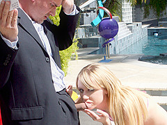 Mike Long & Kelly Klass in Her Step-Father's Huge Cock Drives Her Wild - BestGonzo