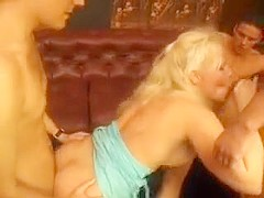 Crazy Homemade clip with Big Dick, Blonde scenes