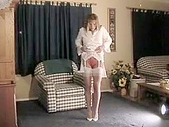 Fabulous Homemade video with MILF, Stockings scenes