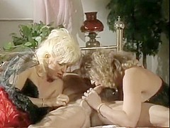 Barbara Dare, Ebony Ayes, Fifi Bardot, Keisha, Nina Hartley, Sharon Kane, Tracey Adams - Red Hot Fir