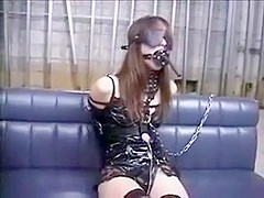 Incredible homemade Fetish, BDSM xxx movie