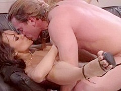 Crazy pornstar Asia Carrera in exotic asian, cunnilingus adult video