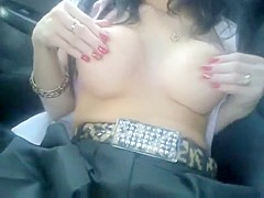 Crazy Amateur record with Solo, Big Tits scenes